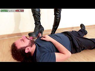 Again another good job part1 slave humiliation