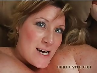 Deedra BBW Freckled Beauty