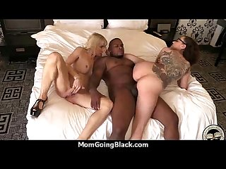 Huge black cock destroys amateur housewife 25
