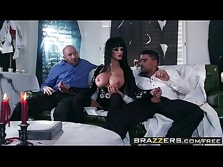 Brazzers mommy got boobs lpar toni ribas rpar hellvira mistress of the fuck