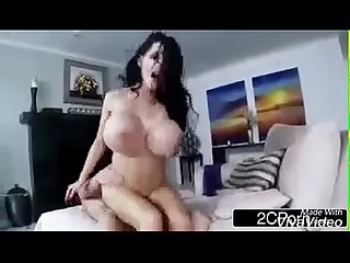 Amy anderssen ride Fat Cock with her big fake titties Xvideos