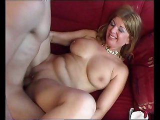 Cornelia 02 - hot chubby mature fucks young guy