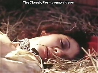 Pauline lamonde dominique santos sharon mitchell in vintage porn movie