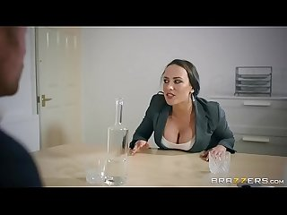 Brazzers - Mea Melone gives some head to get a head