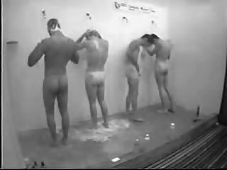 Erection public shower