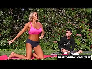 RealityKings - Milf Hunter - Tasty Tegan starring Tegan James and Tyler Steel