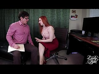 Sexy Boss Convinces You to Cheat! Lady Fyre Femdom Homewrecker