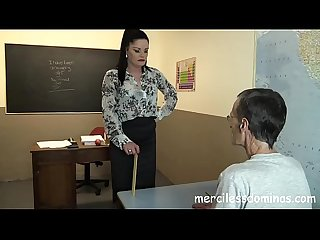 Back to school strict teacher sarah kelly