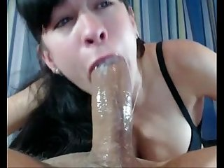 Deep Blowjob by sexxmachine69