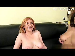 Sexy cowgirl Facial Cumshot