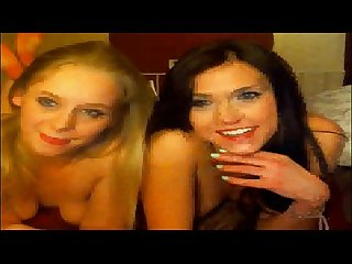 Amazing lesbians on webcam