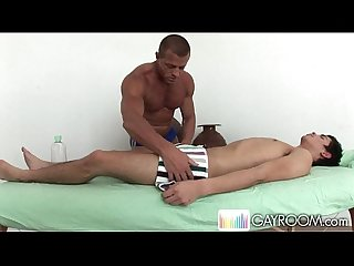 Noah deep anal massage P2