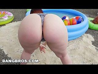 Bangbros Pawg virgo peridot interracial ass parade scene ap15590