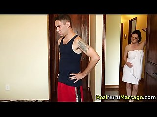 Nuru massage videos