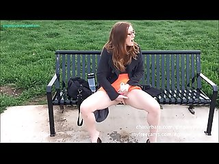 Risky public teen squirt vol 1