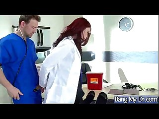 Sex In Hospital Office Room With Slut Patient (monique alexander) clip-18