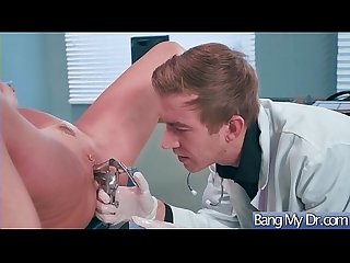 Doctor Seduced And Hard Bang A Horny Sexy Patient (Veronica Avluv) video-30