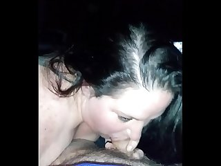 I give my husband s friend a blowjob while he s at work