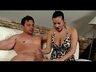 Fucking feet like a pussy