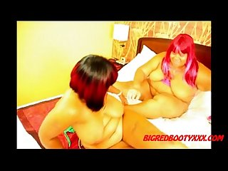 Kima shines and bigred waters lick pussy