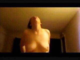 Big butt curvy milf homemade anal