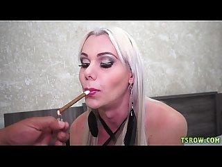 Shemale gabriela rodrigues bareback anal