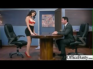 Office Sex With Sluty Big Juggs Teen Girl (Valentina Nappi) vid-30
