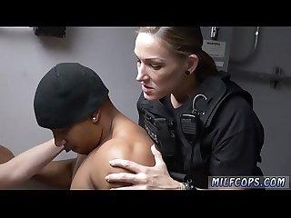 Black hair Milf Masturbation first time purse snatcher learns A lesson