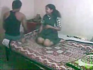 Indian schoolgirl vaishali fucking with her boyfriend