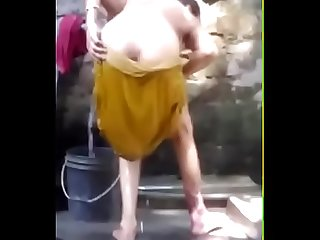 1 Desi aunty bath capture hidden cam period mp4
