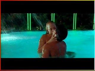 Elizabeth berkley showgirls pool scene