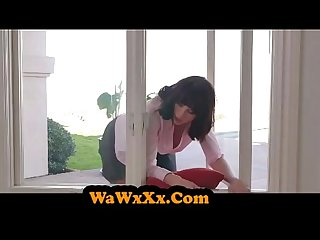 WaWxXx.Com - MILF Stuck & Fucked By Both Stepsons