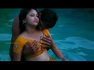 Hot mamatha romance with boy friend in swimming pool 1