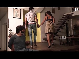 Husband wife love manchali padosan hindi hot short movie 2016