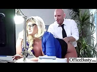 Hard Intercorse With (julie cash) Big Round Tits Slut Office Girl clip-20
