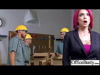 Slut office girl anna bell peaks with bigtits Bang hardcore mov 03