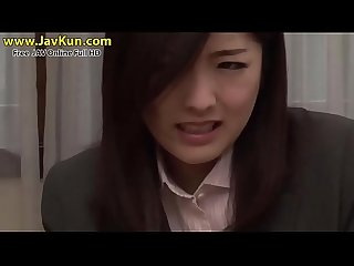 Jav passionate sex girls office
