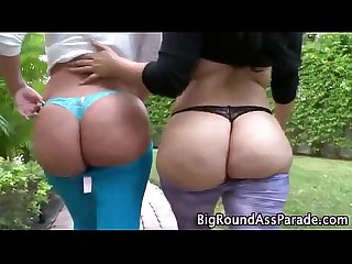 huge ass amateurs show off