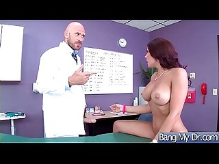 Hard style sex adventures with doctor and hot patient Rachel starr video 28
