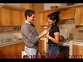 Italian Mom and son S friend comma part 1 watch 2nd part on www period pornhdcam period com x264