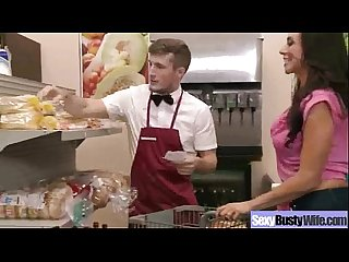 (ariella ferrera) Mature Big Round Juggs Lady Love Intercorse video-08