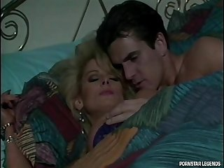 Sally Layd gets anal sex in classic porno