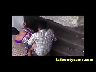 Hidden cam of indian couple fucking outside fatbootycams com