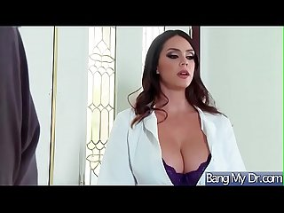 Sex tape with sexy doctor and hot patient alison tyler video 02