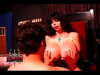 Mistress rhiannon smothers a lucky man