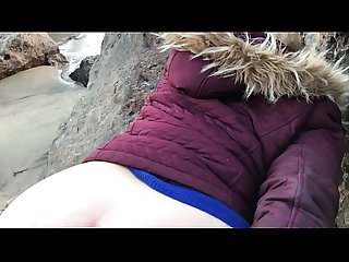 Raw amateur sex on the beach at sunset erin electra