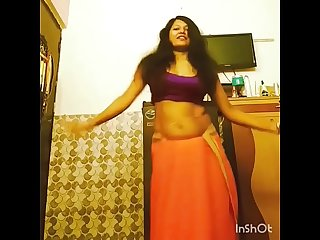 INDIAN OPEN NAVEL BELLY DANCE 33