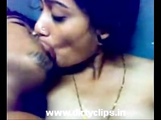 Cute Desi teen fun with her boyfriend