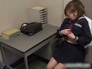 Japanese school girl fucked by her teacher on cam fuckcam69 com