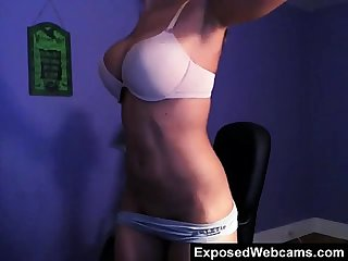 Busty webcam girls compilation